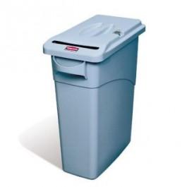 Slim Jim Confidential Waste Combo 87 Litres