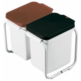 Profiline Duo 2x18 Waste Separator