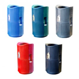 Open Top Outdoor Waste Container (94 Ltr)