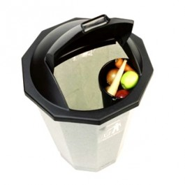 Organic and General Waste Bins