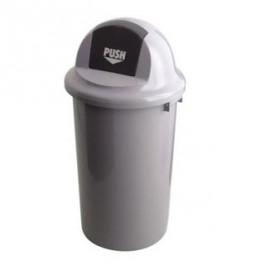 Plastic Push Bin (47 Ltr)