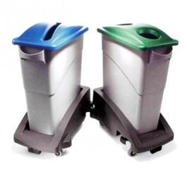 Slim Jim Waste Container (87 Ltr)
