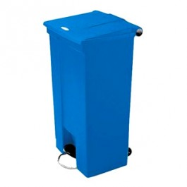 Step-On Container With Wheels (87 Ltr)