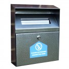 Wall Mounted Cigarette Disposal Bins