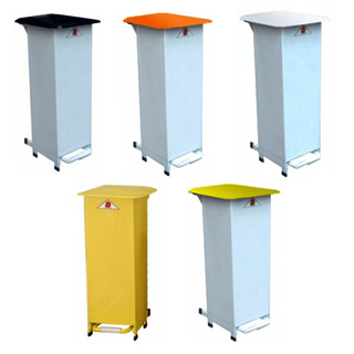 Fire Retardant Bins