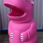 Hippo bins