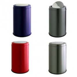 Steel Swing Bins (120 ltr)
