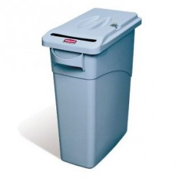 Confidential Paper Bin with Lock 60 Litres