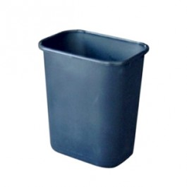 Medium Plastic Waste Basket (30 Litre)
