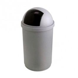 Plastic Push Bin (25 Ltr)