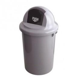 Plastic Push Bin (60 Ltr)