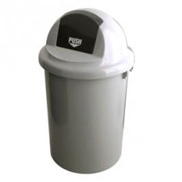 Plastic Push Bin (100 Ltr)