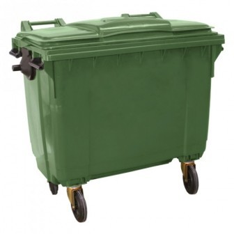 660 Litre Wheelie Bin I M Rubbish