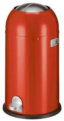 Wesco Kickmaster 33 Liter Zilver.Buy Wesco Kickmaster 33 Litre Pedal Bins I M Rubbish