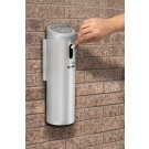 Swivel Wall Mounted Aluminium Cigarette Bin